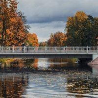 На мосту :: Елизавета Вавилова