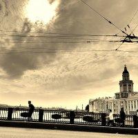 Дворцовый мост :: Андрей Зайцев
