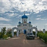 Храм. Белогорное. Саратовская область :: MILAV V