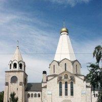 Троицкий храм. Балаково. Саратовская область :: MILAV V