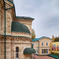 Храм Архангела Михаила :: Николай Николенко