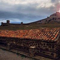Судакская крепость :: Виктор Фин