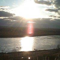 Закат. :: Александр Конев