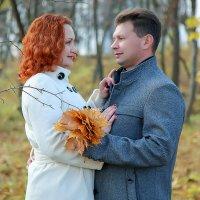 Осенняя фотосессия   Love Story :: Наталья