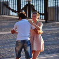 танцы в парке :: Августа