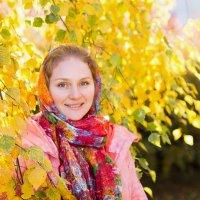 Осенний портрет :: Павел Шалаев