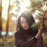 Осенняя прогулка :: Мария Мацкевич