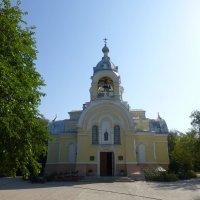 Церковь Казанской иконы Божией Матери :: Наиля