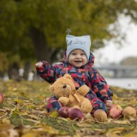 Осень, пливет! :: Александр (Алчи) Шерстнёв
