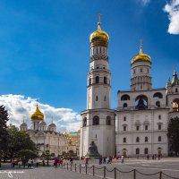 прогулка по кремлю :: юрий карпов