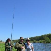 совсем спортивная рыбалка :: виктр леонидович кухарук