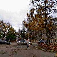 Кусочек города. :: Sergey Serebrykov
