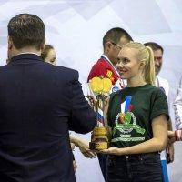 Улыбка бонусом... :: Сергей Ключарёв
