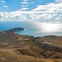 Заливы гулкие земли глухой и древней :: Юрий Яловенко