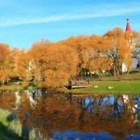 осень. :: Aleksandr Kaziniets