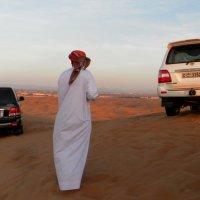 Пустыня Руб-эль-Хали. :: Маргарита