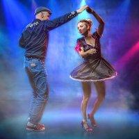 Танцы-шманцы :: Виктор Седов