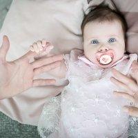 Голубоглазая малышка :: Ольга Варсеева