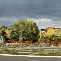 Золотая осень в городе :: nika555nika Ирина