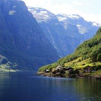 норвегия. фиорды-02 :: олег