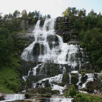 норвегия. водопад :: олег