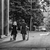 Москва, лето, любовь... :: Ирина Токарева