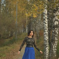 Осенняя прогулка :: Светлана Т