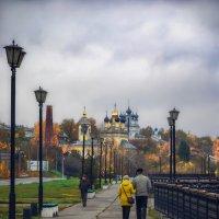ВДОЛЬ ОКИ :: Sergey Komarov