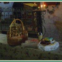 Вечер Великой Субботы. Пасха в разорённой церкви :: Марина Домосилецкая