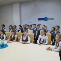 Экскурсия на телевиденье :: Светлана Казмина