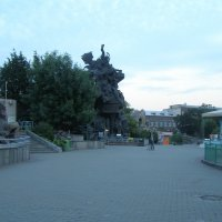 Московский зоопарк поздним вечером :: Анна Воробьева