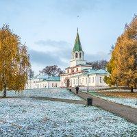 Первый снег в октябре :: Игорь Герман