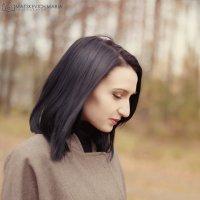 Осенний портрет :: Мария Мацкевич