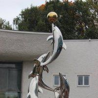 дельфины :: Дмитрий Солоненко