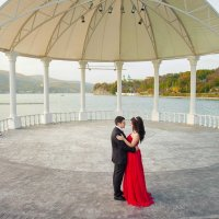 Свадьба в Абрау :: Виктория Балашова
