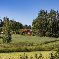 финский пейзаж :: юрий карпов