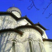 Спасо-Преображенский монастырь (1198 г.) :: Марина Домосилецкая