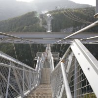 Мост в Скайпарке :: esadesign Егерев