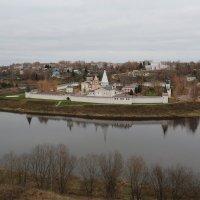 Г.Старица Свято -Успенский Монастырь :: ninell nikitina