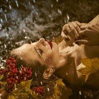 Осенний портрет :: Александр Амеличкин