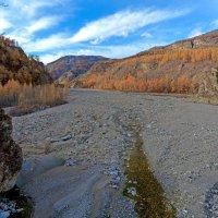 Долина Белого Иркута :: Анатолий Иргл