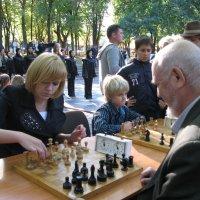 Жизнь и шахматы: каждая пешка мечтает стать королевой!... :: Алекс Аро Аро