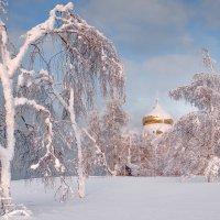 Зимняя Белогорка :: дмитрий посохин