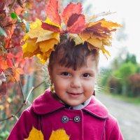 Мисс осень :: Анастасия Жигалёва
