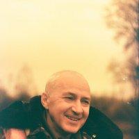 Старший рыбак :: Евгений Золотаев