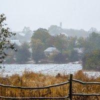 Первый снег. :: Владимир