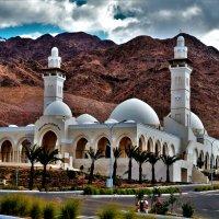 Архитектура города Aqaba (Иордания) :: Андрей Кирилловых