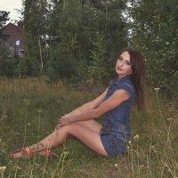 Девушка :: Юлия Шевцова