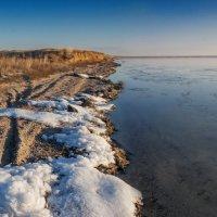 Остатки снега :: Алина Шостик