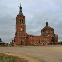 Богорождественский  храм в с.Суворово :: ninell nikitina